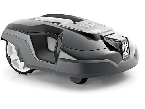 Der Husqvarna Automower 310® bei Döring Geräte- und Fahrzeugtechnik in 04758 Olganitz