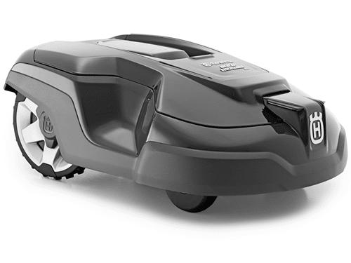Der Husqvarna Automower®315 bei Döring Geräte- und Fahrzeugtechnik in 04758 Olganitz.