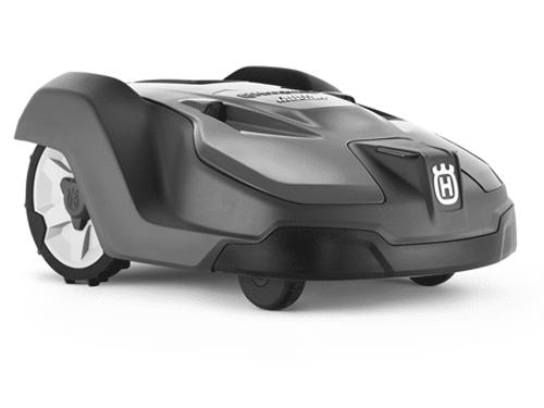 Der Husqvarna Automower®550 bei Döring Geräte- und Fahrzeugtechnik in 04758 Olganitz.