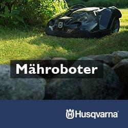 Husqvarna Automower bei Döring Geräte- und Fahrzeugtechnik in 04758 Olganitz, Neue Straße 26