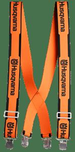 Hosenträger Husqvarna orange