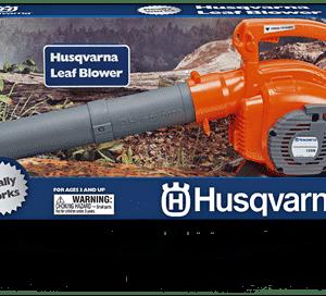Husqvarna Spielzeug-Laubbläser bei Döring Geräte- und Fahrzeugtechnik in 04758 Olganitz